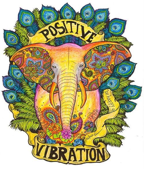 positivevibeselephant